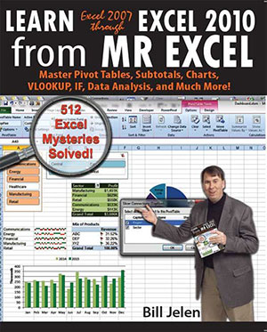Excel Book Excerpts
