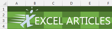 Excel Articles